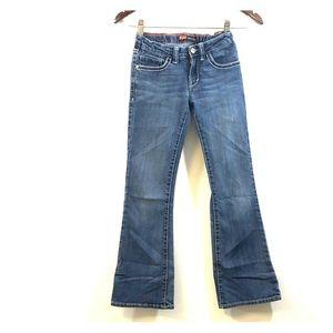 Levi's boot cut jeans size 10